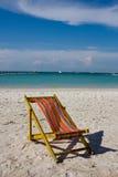 день пляжа солнечный Стоковые Изображения