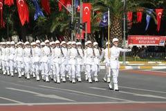 День победы 30-ое августа турецкий стоковые фотографии rf