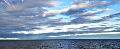 День покупает море стоковые фотографии rf