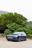День привода quattro Audi A4 Avant 45 TFSI Стоковая Фотография RF