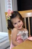 день рождения балерины Стоковое Фото