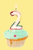 день рождения во-вторых стоковые фотографии rf