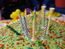 день рождения миражирует партию стоковые фото