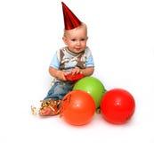 день рождения сперва Стоковое фото RF