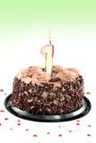 день рождения сперва Стоковая Фотография RF