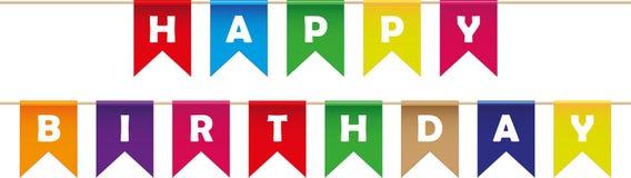 день рождения счастливый также вектор иллюстрации притяжки corel бесплатная иллюстрация