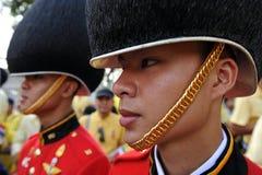 День рождения тайского короля 85th Стоковое Изображение