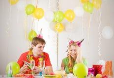 день рождения стоковые изображения