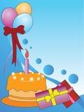 день рождения Стоковая Фотография