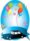 день рождения Стоковое Изображение RF