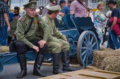День России в Москве 2017 Стоковая Фотография