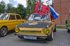 День России в Туле Стоковые Фотографии RF