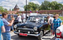 День России в Туле Стоковое фото RF