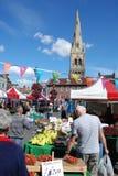 День рынка Стоковая Фотография RF