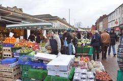 День рынка Стоковые Фото