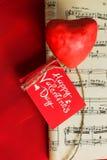 День Святого Валентина Стоковые Фото