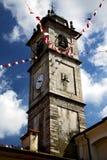 День старого абстрактного колокола Sumirago солнечный Стоковая Фотография