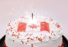 день торжеств Канады Стоковые Фотографии RF