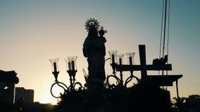 День феи Кармена девственницы Стоковая Фотография RF