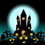 День хеллоуина Стоковые Изображения RF