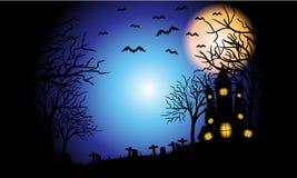 День хеллоуина Стоковое Изображение