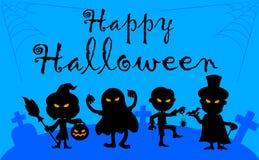 День хеллоуина иллюстрации Стоковая Фотография RF
