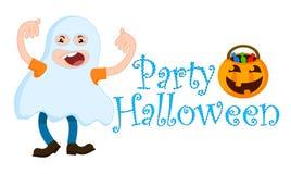День хеллоуина иллюстрации Стоковые Фото