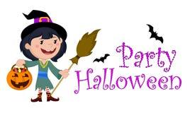 День хеллоуина иллюстрации Стоковая Фотография