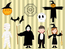 День хеллоуина Стоковые Фотографии RF