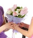 день цветет мать s Стоковое Изображение