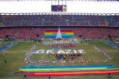 День 2012 с Pope, 02/06/12 семьи Стоковые Изображения