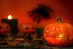 день halloween счастливый стоковые фотографии rf