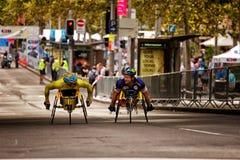 День 10K Австралии Стоковая Фотография RF