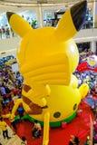 День Pokemon в Бангкоке, Таиланде Стоковое Изображение