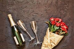 День ` s валентинки, день ` s женщин, дата, день свадьбы, день рождения, чемпион Стоковые Изображения