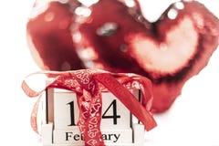 День ` s валентинки 14-ое февраля стоковое фото rf