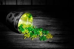 День ` s St Patrick стоковое изображение rf