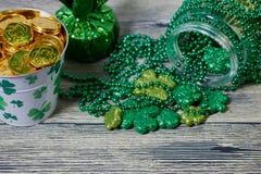 День ` s St Patrick стоковое изображение