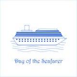 День Seafary Стоковое Изображение RF