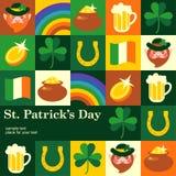 День St. Patrick Стоковое Изображение