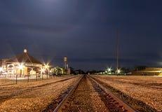 Депо поезда города Appleton Стоковые Изображения