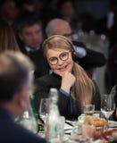 Депутат людей Украины Юлии Тимошенко стоковое фото
