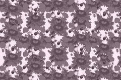 Деревенская безшовная картина иллюстрация вектора
