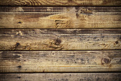 Деревенская выдержанная деревянная предпосылка Стоковая Фотография