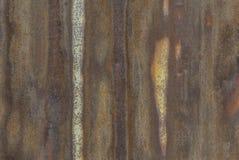 Деревенская гальванизированная стальная поверхность Стоковое фото RF