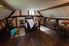 Деревенская гостиная стоковые изображения