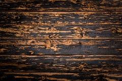 Деревенская деревянная предпосылка планок с славным и элегантным виньетированием Стоковое Изображение