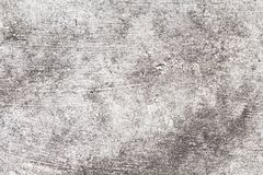 Деревенская конкретная текстура Серое фото взгляд сверху дороги асфальта Огорченная и устарелая текстура предпосылки Стоковая Фотография