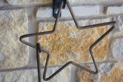 Деревенская открытая звезда Стоковые Фотографии RF