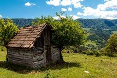 Деревенская хата 3 Стоковая Фотография